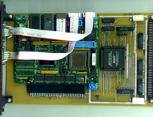 Контроллер МПСУ, процессорный модуль М260, М260.01