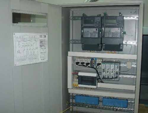 КАУЭТП — комплект автоматизированной системы учета энергопотребления для трансформаторных подстанций