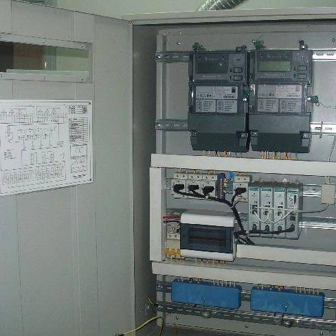Оборудование автоматизированных систем учета