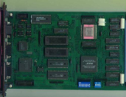 Контроллер МПСУ, процессорный модуль М253, М254, М255