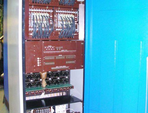 Система микропроцессорного управления МСТУ