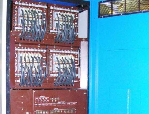 Система микропроцессорного управления МСТУ для железной дороги