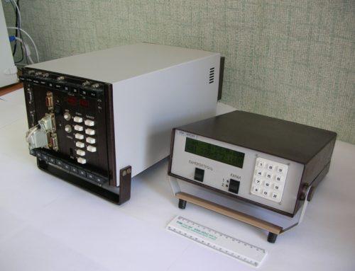Устройство измерения параметров числового кода АЛС в рельсовых цепях УПН-АЛС